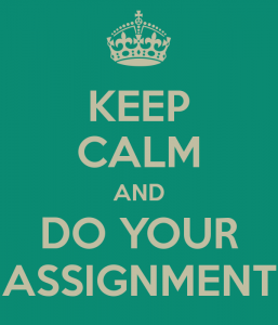 preparing assignments tips for learning online org keep calm